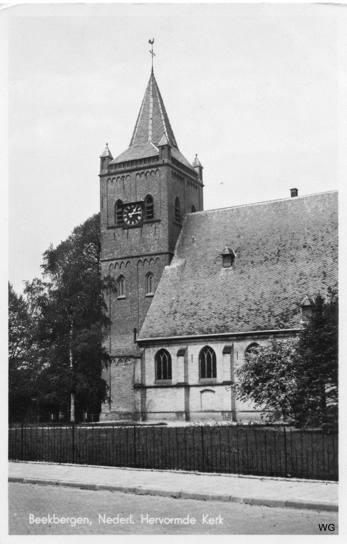 Beekbergen, PKNH, Kerkweg 35 - Dorpskerk
